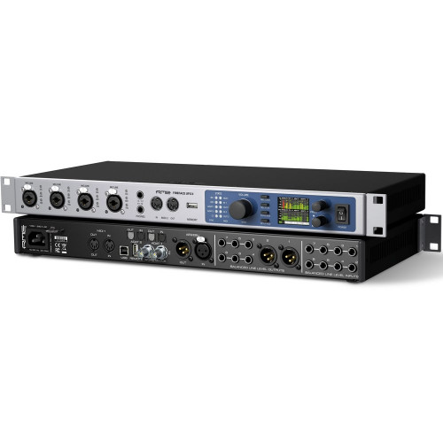 RME Fireface UFX II - 02 - Synthax Audio UK