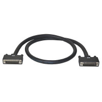ALVA D-Sub 25 male to D-Sub 25 male Digital Cable