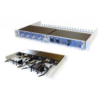ALVA Universal racktray for 1/2 U RME products - 02 - Synthax Audio UK