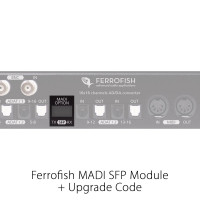 Ferrofish MADI SFP Module Upgrade Code - 03 - Synthax Audio UK