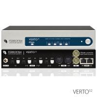 Ferrofish Verto32 - Dante Format Converters - Synthax Audio UK