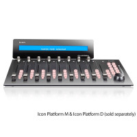 Icon Platform M DAW Controller - 01 - Synthax Audio UK