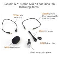 MicW iGo X-Y Stereo Mic Accessories