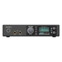 RME ADI-2 Pro FS R Black Edition - Front - Synthax Audio UK