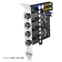 RME AI4S-192 AIO Expansion Board