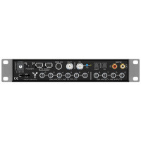 RME Fireface 400 - Rear Panel - Synthax Audio UK