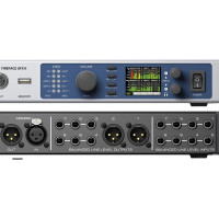 RME Fireface UFX II - 04 - Synthax Audio UK