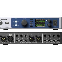RME Fireface UFX+ - Zoom 02 - Synthax Audio UK