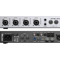 RME Fireface UFX+ - Zoom 01 - Synthax Audio UK