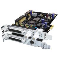 RME HDSPe AES 32-Channel 192 kHz AES/EBU PCI Express card