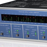 RME M-32 / M-16 AD - 32- and 16-Channel High-End Analogue to MADI/ADAT converters