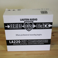 Lauten Audio LA-220 - 04 - Synthax Audio UK