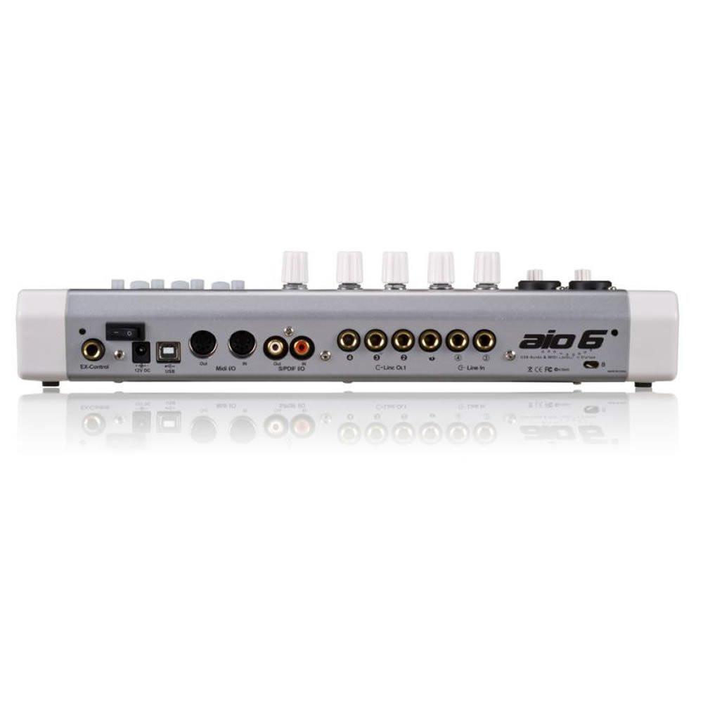 Icon AIO6 USB 2 0 Audio Interface