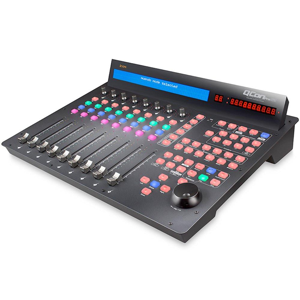 Qcon Midi Controller : icon qcon pro g2 daw controller desktop midi controller for recording and mixing ~ Vivirlamusica.com Haus und Dekorationen