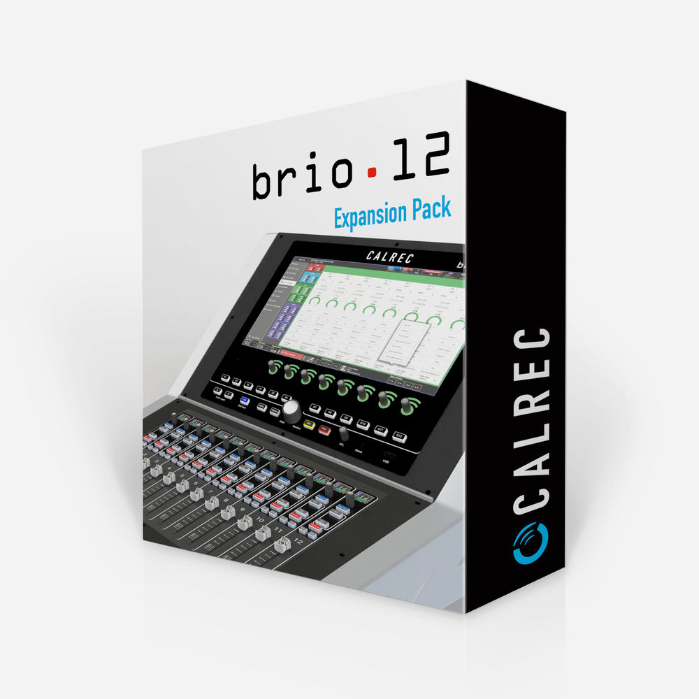 Calrec Brio 12 DSP Expansion Upgrade